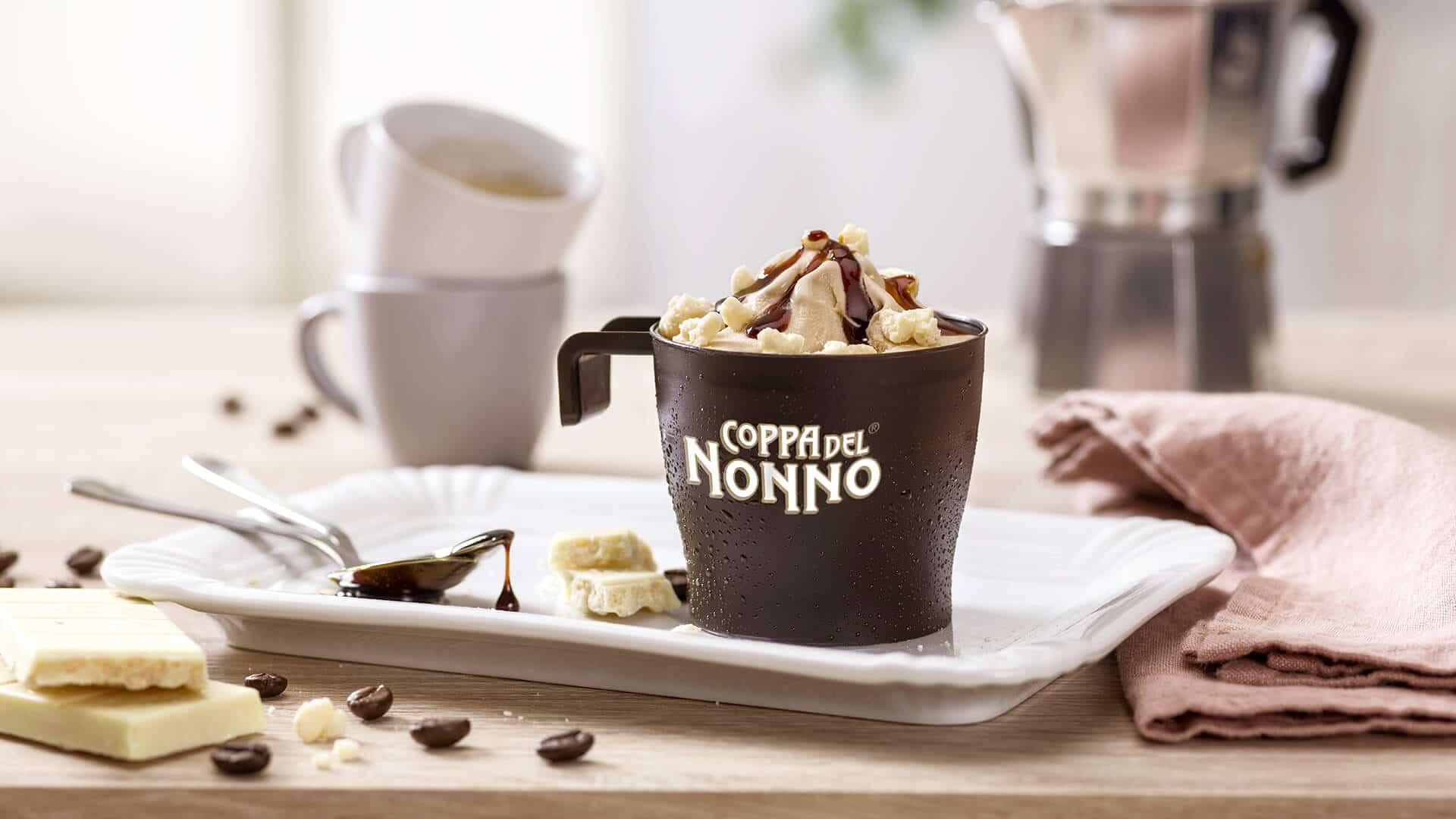 Caffè, Riso e Cioccolato Bianco