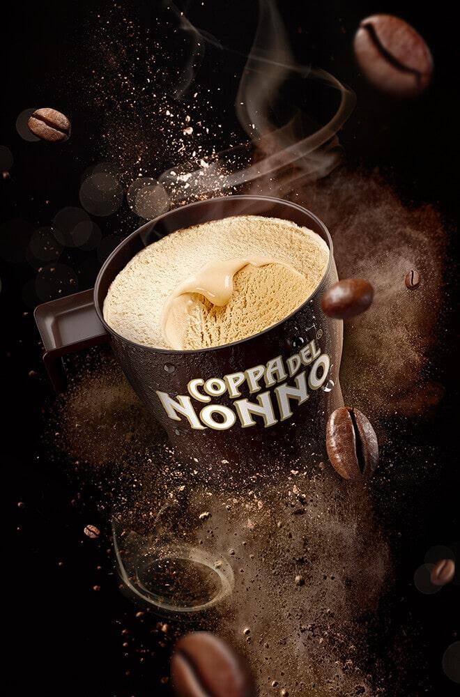 Coppa del Nonno caffè